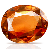 Gomutra Gomed - 3.20 carats