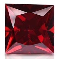 Red Garnet - 3.15 carats