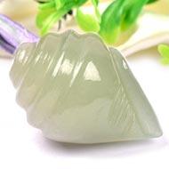 Green Jade Shankh