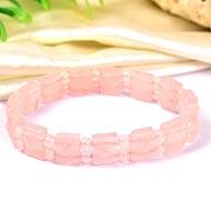 Rose Quartz Bracelet to Attract Love