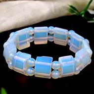 White Jade Bracelet - I