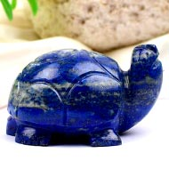 Lapis Lazuli Turtle (Kurma) - 73 gms
