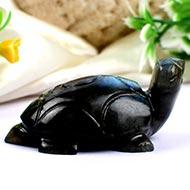 Labradorite Turtle (Kurma) - 50 gms