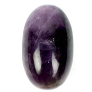 Amethyst Shiva Lingam - 110 gms