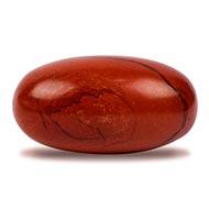 Red jasper lingam - 112 gms