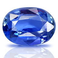 Blue Sapphire - 3.51 carats