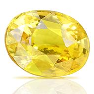 Yellow Sapphire - 3.45 carats