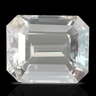 White Sapphire - 3.03 carats