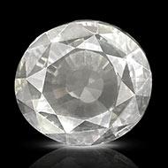 White Sapphire - 4.22 carats