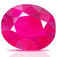 Natural old Burma Ruby - 1.87 carats