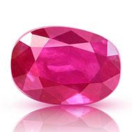 Natural old Burma Ruby - 2.33 carats