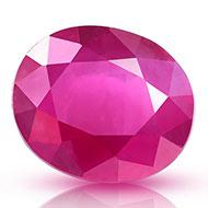 Natural old Burma Ruby - 3.03 carats