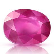 Natural old Burma Ruby - 3.17 carats