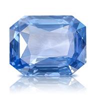 Blue Sapphire - 5.06 carats