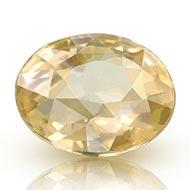 Yellow Sapphire - 2.04 carats