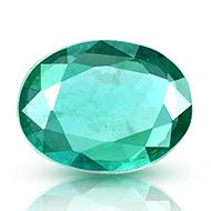 Emerald 2.10 carats Zambian