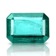 Emerald 3.22 carats Zambian