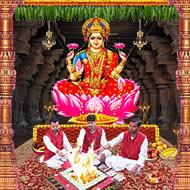 Kanakdhara Puja and Yajna