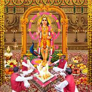 Kartikeya Puja Mantra Japa and Yajna