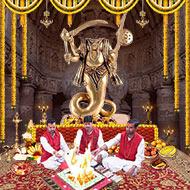 Ketu Grah Puja Mantra Japa and Yagna