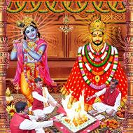 Khatu Shyam Puja