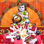 Krishna Janmashtami Maha Puja - 30th Aug
