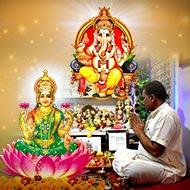 Lakshmi Ganesha Puja For Success in Career