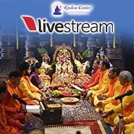 Live Stream of your puja