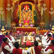 Lord Venkateswara Puja and Yagna