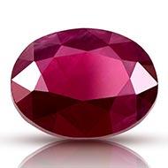 Mozambique Ruby - 3.870 Carats