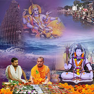 Mahalaya Shraadh Puja at Trimbakeshwar Temple - Group Puja