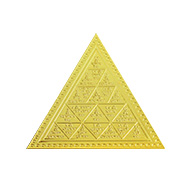 Mangal  Yantra - 3 inches - Triangle