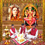 Mangla Gauri Puja and Yajna