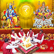 Manipura Chakra Balancing Puja and Mantra Japa