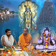 Narayan Nagbali Rites at Trimbakeshwar Temple - Group Puja