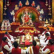 Nav Durga Maha Pujan and Yagya - 13th to 21st April