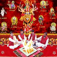 Nav Durga Pujan