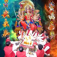 Navchandi Siddh Paath and Yajna - I