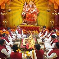 Navratri Maha Puja - 7th Oct