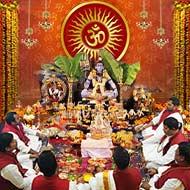Om Namah Shivaya mantra Japa