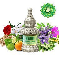 Heart chakra Energizer Oil - 5ml