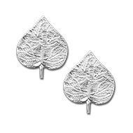 Betel Leaf in German silver - Set of 2