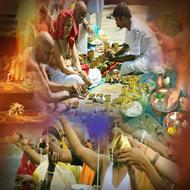 Shradh Puja at Trimbakeshwar