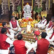 Pardeshwari Laxmi Puja