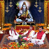 Pradosh Kaal Rudra Puja and Abhishekam