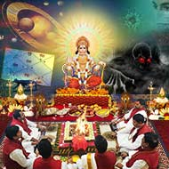 Puja for Protection from Pandemic, Fear, Bhoo..