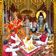 Puja for Happy Family - Married Life