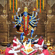 Puja for Overcoming Hardships and Problems