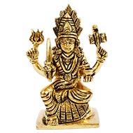 Maa Karu Mariamman Brass Statue