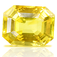 Yellow Sapphire - 12.190 carats